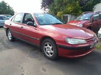 Peugeot 406 1.9 Diesel - Driving Perfectly, MOT end Oct, Good Condition