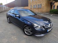 Mercedes-Benz E Class E220 Cdi SE Saloon Auto Automatic 0% FINANCE AVAILABLE