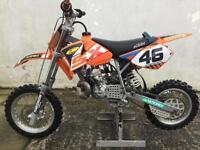 KTM 50cc Pro Senior