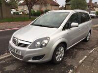 Vauxhall Zafira MPV SRI ----cat n on hpi