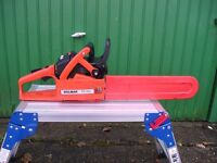DOLMAR PS 340 2 Stroke Petrol chainsaw in good condition