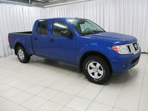 2013 Nissan Frontier SV 4X4 4DR