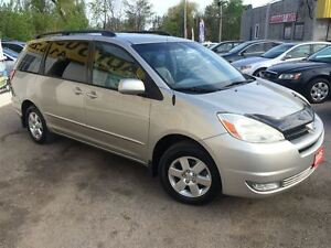 2005 Toyota Sienna LE / LEATHE / PWR DOOR / LOADED / ALLOYS