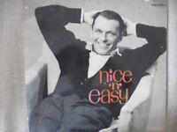 FRANK SINATRA - NICE 'N' EASY - 1960 VINYL LP (MONO)