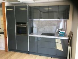 Shades graphite grey Display Kitchen for sale £600.00