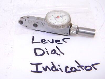 Used Mueller Gage Co. Lever Dial Test Indicator Type 303