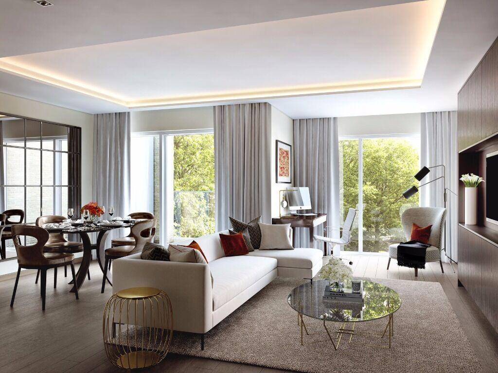 Luxury 2 BED 2 BATH THE LANDAU FULHAM BROADWAY SW6 WEST BROMPTON EARLS COURT CHELSEA