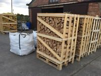 Kiln dried fire wood for sale