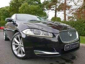 (Facelift) Nov 2012 Jaguar XF 3.0d V6 Premium Luxury (Twin Turbo) STUNNING CAR! FCHJSH! FINANCE!