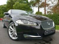 (Facelift) Nov 2012 Jaguar XF 3.0d V6 Premium Luxury (Twin Turbo) STUNNING CAR! FCHJSH! FINANCE!