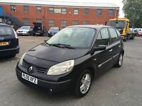 Renault Scenic Automatic Good Condition with history and mot