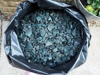 Rubber Chippings