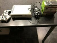 Xbox 360 60GB Console with Games