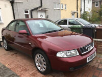 AUDI A4 1.8 MANUAL EXCELLENT DRIVE /toyota avensis/vw passat/vw golf/seat/honda accord/honda civic