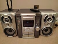 Sony CD/Radio/Cassette Player