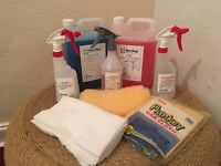 Car Valeting Products