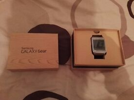 BRAND NEW - Samsung Galaxy Gear Smart Watch (Original) SM-V700 - Jet Black - Never been used Ever