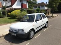 NISSAN MICRA AUTOMATIC 1 L ENGINE LOW MILAGE 54000