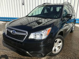 2016 Subaru Forester 2.5i AWD *HEATED SEATS*