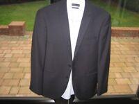 "Men's Navy Blazer (38"" long - slim fit)"