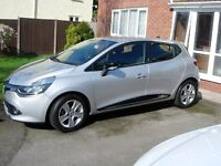 Renault Clio 1.5 TD ENERGY Dynamique MediaNav very low mileage immaculate condition 1 owner Manual