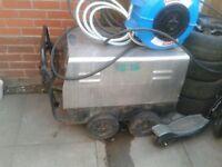 deisil steam cleaner