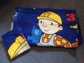 Bob The Builder -Duvet Cover & Pillowcase Single