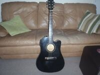fender dreadnought acoustic guitar