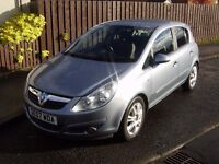 Vauxhall Corsa 1.4 Design, Service history, 6 month's Mot new pads & discs not Clio micra polo