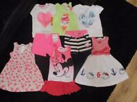 girls bundle of clothes age 2-4 years
