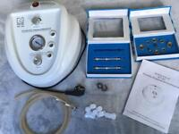 Diamond Microdermabrasion machine