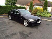 BMW E90 320 diesel Full year Mot