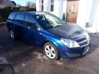 2009 Vauxhall Astra 1.7 Diesel Estate. New MOT, Excellent Condition. Any Test. £795 PX Welcome.