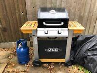 Outback Spectrum Hooded 2 Burner Gas BBQ