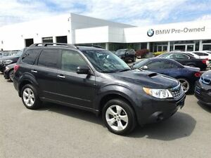 2012 Subaru Forester 2.5XT Limited at