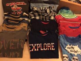 Boys age 2-3 clothes bundle