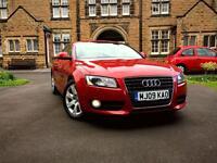 Audi A5 2.7 TDI AM Sport Diesel Automatic 2009 Navigation, Rear Camera