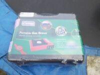 BRAND NEW PORTABLE GAS STOVE