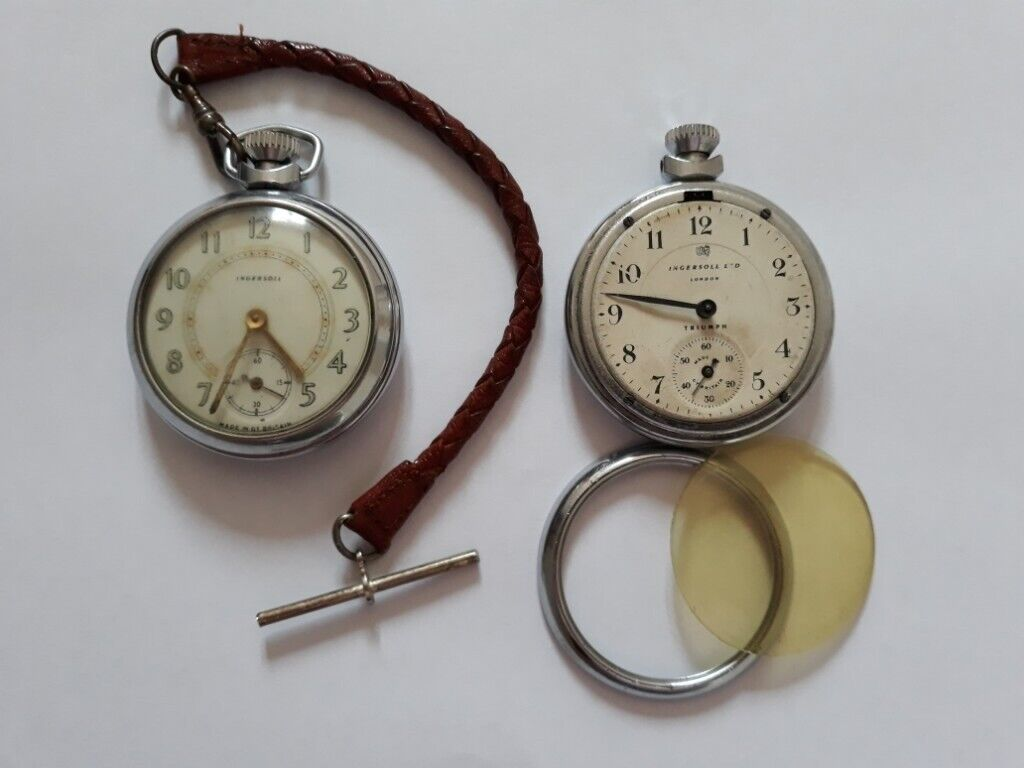 Hospitable Iwc Sterling Silver Pocket Watch Pocket Watches Antique