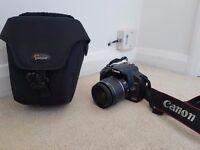 Canon EOS 450D (DLSR Digital Camera)