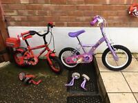 Boy's bike **Girl's one sold**