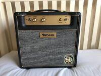 2012 Marshall jtm-1c 50th anniversary amp