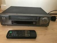 Video Cassette Recorder & remote-Great condition