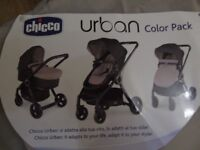 chicco all in one pram/buggy