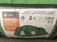 Hi gear Voyager Elite 6 Tent - 6 person tent