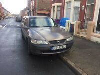 Left Hand Drive Excellent Runner Opel Vectra 2.0 Diesel Polish Plate