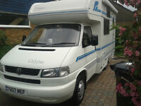 VW T4 based Compass Calypso camper