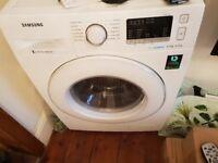 Washer Dryer Samsung 8 months old