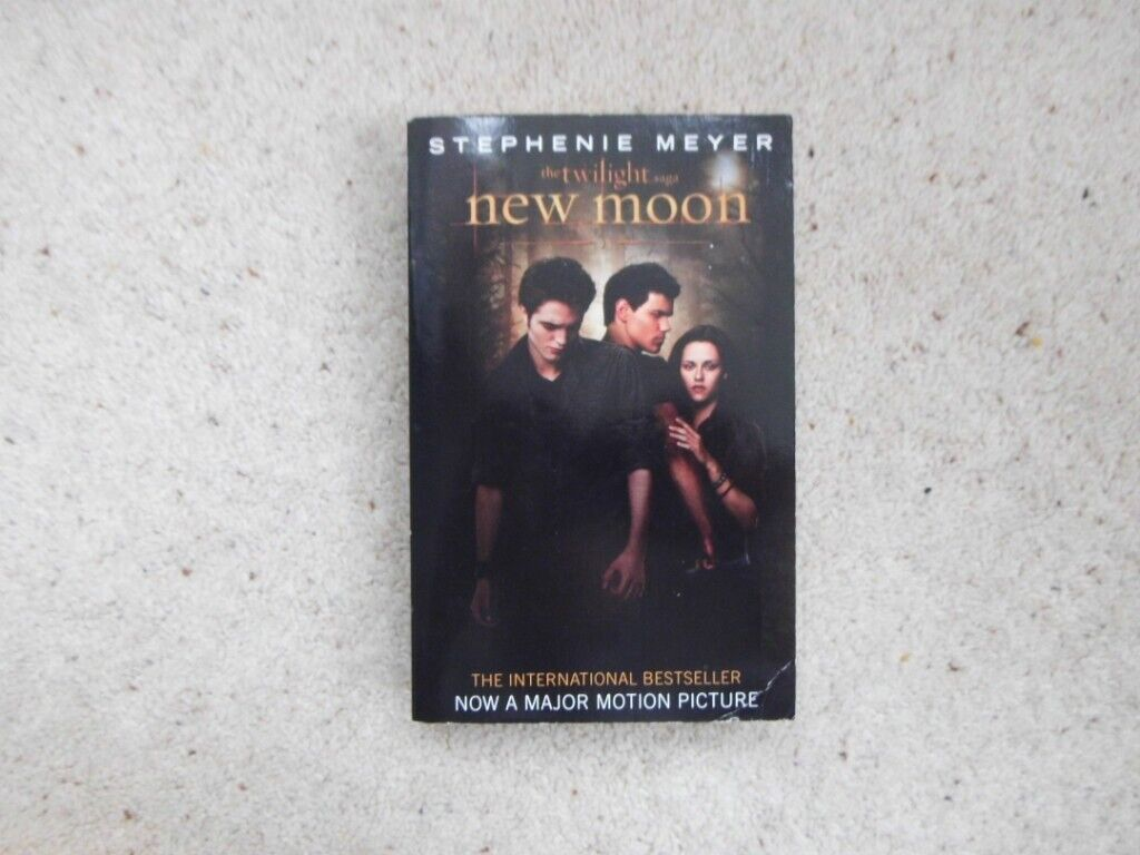 The Twilight Saga 4 Books by Stephenie Meyer Twilight New Moon Eclipse  Breaking Dawn | in Coggeshall, Essex | Gumtree