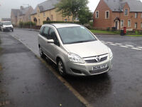 Vauxhall zafira Automatic 58 plate spares or repair